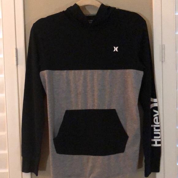 Hurley Other - Long sleeve Hurley hoodie